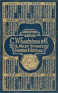 wheatstone-promo-calendar-for 1923