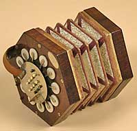 very early Wheatstone English concertina