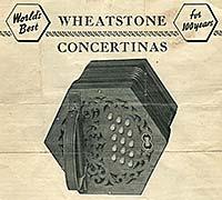 The Wheatstone English Concertina - Neil Wayne